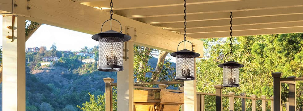 Top Interior Exterior Home Lighting Trends