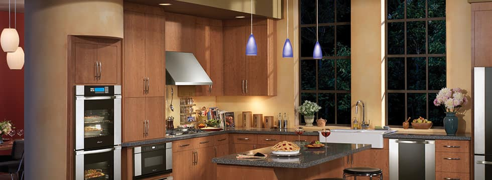 Bring warmth to the heart of your home, your kitchen