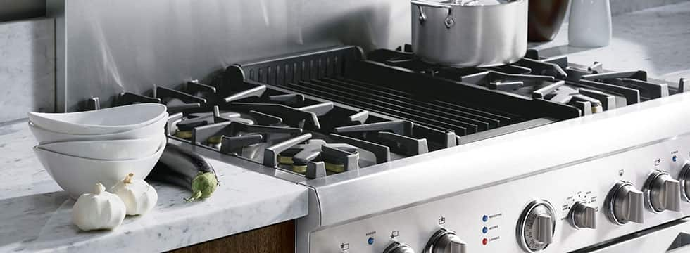 Cooktop Stoves - First Steps for Your Kitchen Renovation