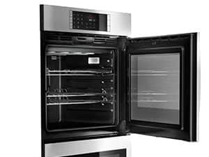 Bosch Benchmark double convection ovens