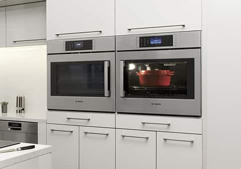 Bosch Benchmark Wall Ovens