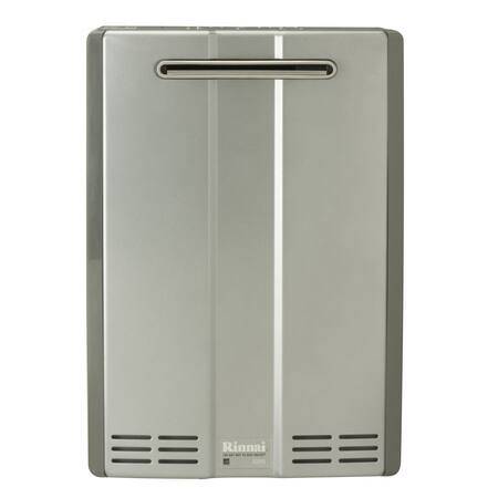 Tankless Water Heaters - Gas