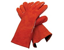 Special purpose work gloves for tradesmen