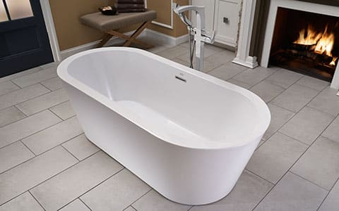 jacuzzi tubs - whirlpool, jetted, freestanding bathtubs - ferguson