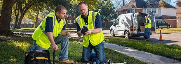Ferguson metering and automation team will clearly identify the metering needs of your municipality