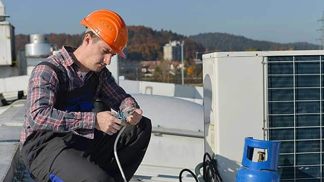 How much HVAC services save customers