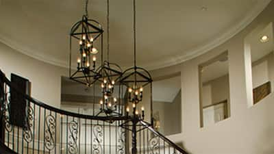 Foyer Lighting - Lighting and Fans - Category Img