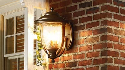 Outdoor Wall Sconces - Lighting and Fans - Category Img