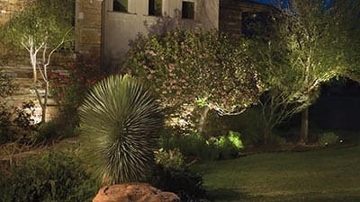 Landscape Lighting - Lighting and Fans - Category Img