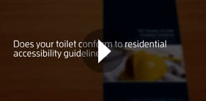 See how American Standard can help you meet residential accessibility standards