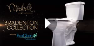 View Mirabelle's Eco Clean Toilet