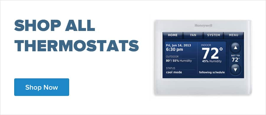 Shop for thermostats