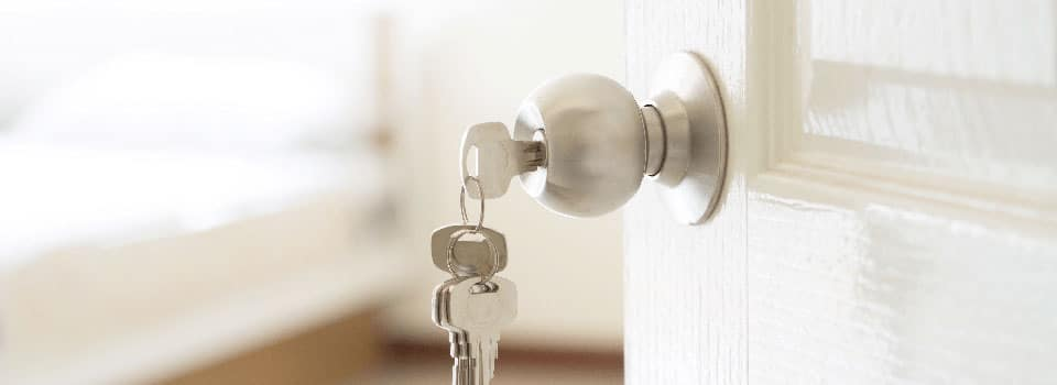 Find the right door lock for multifamily properties.