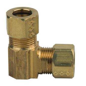 Brass Fittings & Flanges - Compression Fittings