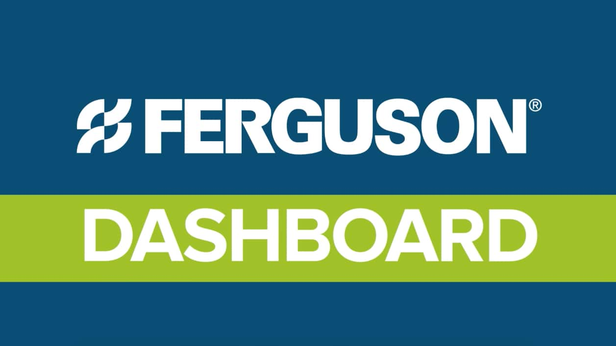 Ferguson.com Website Tutorial Video Screenshot - Dashboard