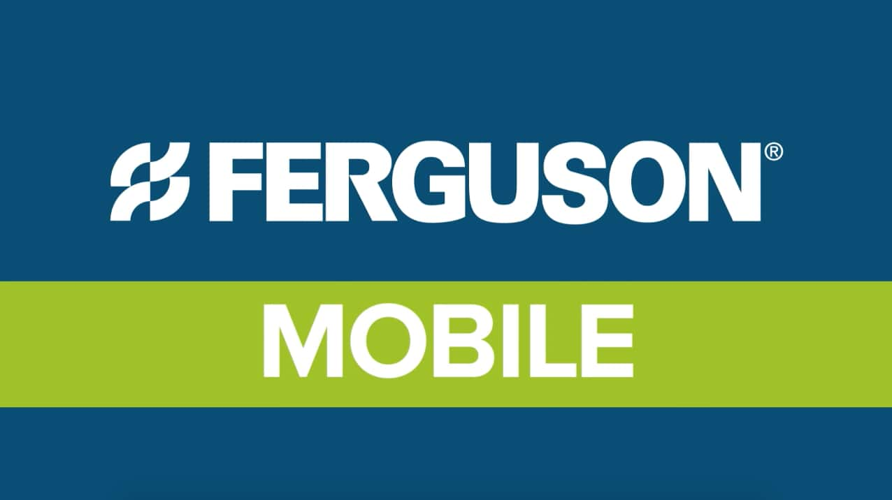 Ferguson.com Website Tutorial Video Image - Mobile
