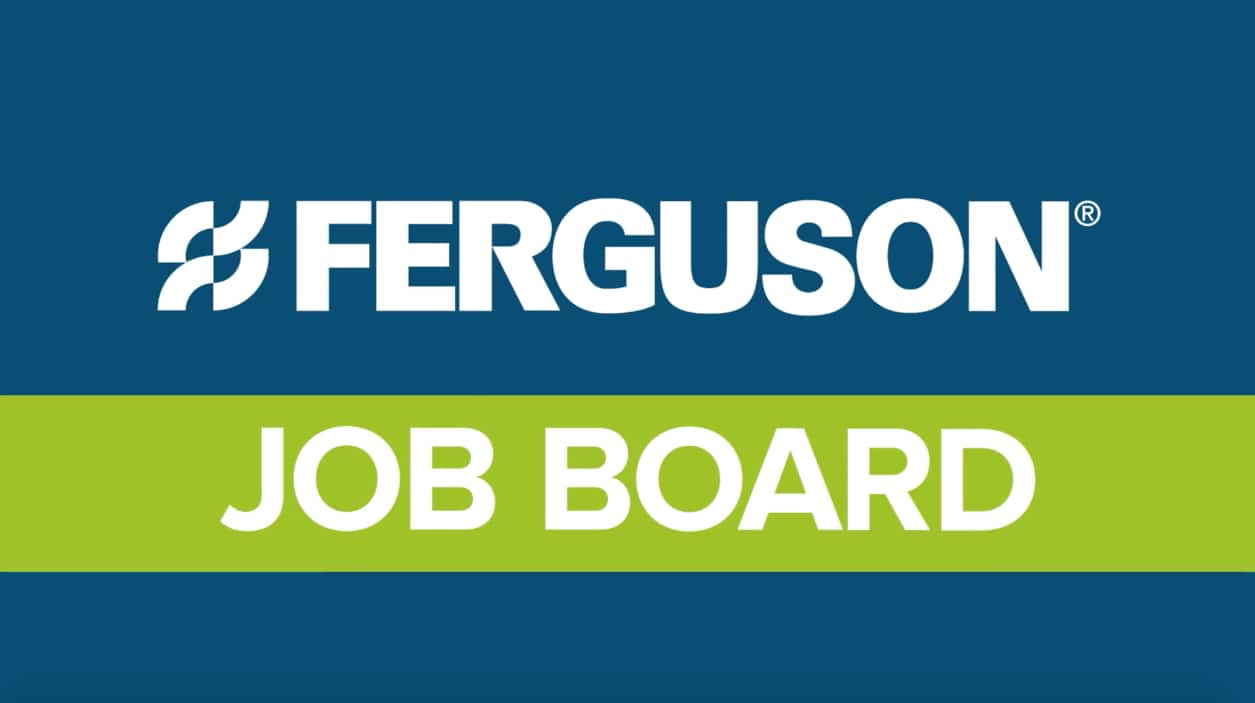 Ferguson.com Website Tutorial Video Screenshot - Job Board