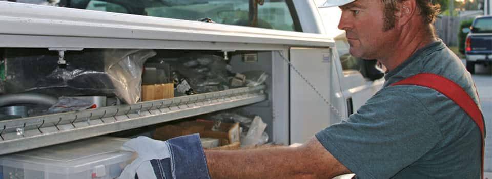 How To Organize Your Work Van Or Truck - Ferguson