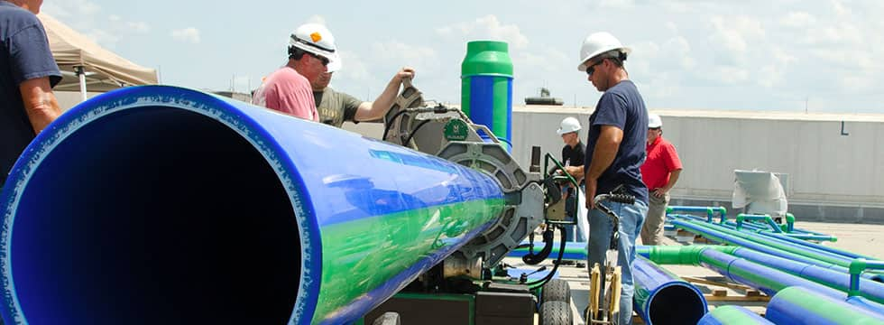 pipe fusion training - hdpe & pp-r fusion certification - ferguson