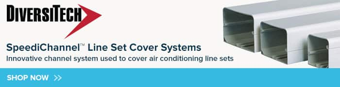 SpeediChannel Line Set Cover Systems