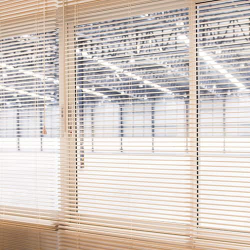 1 inch PVC blinds