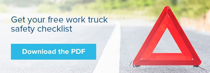 download your freee wok truck safety checklist