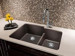 Blanco Silgranit Grandis Sinks for Ferguson Showroom Spotlight Program