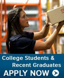 College Student & Recent Graduates Careers Apply Now