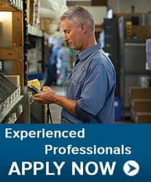 Experienced Professionals Apply Now