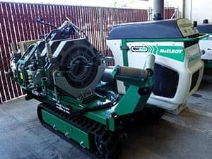 Fusion Machine Rental