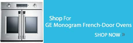 Shop for GE Monogram french-door ovens on Ferguson.com