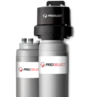 Proselect water filtration