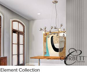 Corbett Element Collection for Ferguson Showroom Spotlight program