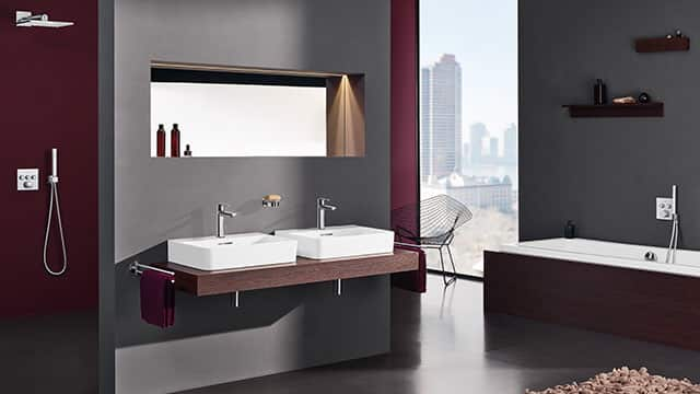Spotlight Grohe Grohtherm Smartcontrol