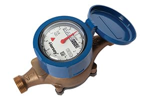 Water meters sold by Ferguson Waterworks