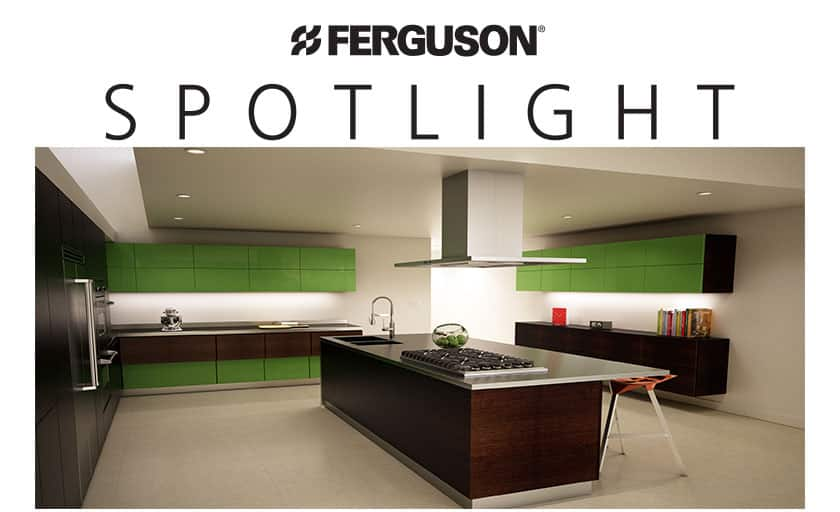 Shop the Zephyr Modena kitchen collection at your local Ferguson Showroom